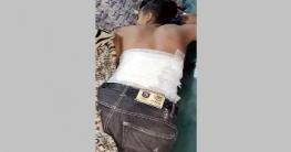 নোয়াখালীতে পূর্ব বিরোধের জেরে ইউপি সদস্যের ছেলে গুলিবিদ্ধ