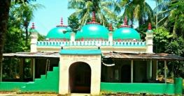 নোয়াখালীর ঐতিহ্যবাহী তাকিয়া জামে মসজিদ