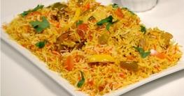 ভিন্ন স্বাদের 'মশালাদার মাছ খিচুড়ি'