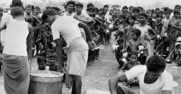 ১২ জুন ১৯৭১: ভারতের আশ্রয় নেয়া বাংলাদেশের শরণার্থী সংখ্যা ৫৮ লাখ