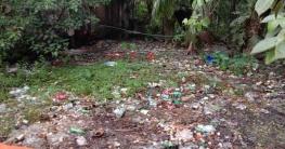 খাল সংস্কার না হওয়ায় জলমগ্ন হচ্ছে রামগতি বাজার