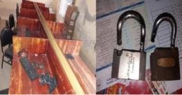 মাদরাসার তালা ভেঙে ২০ কম্পিউটার সেট চুরি