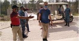 ভাসানচর দেখে 'যথেষ্ট সন্তুষ্ট' জাতিসংঘ প্রতিনিধি দল