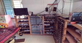 লাইসেন্সবিহীন ক্যাবল নেটওয়ার্ক পরিচালনা করায় ৫০,০০০ টাকা জরিমানা