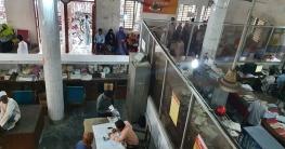 নোয়াখালী ডাকঘরে পর্যাপ্ত আলো ও বাতাসের ব্যবস্থা করা হচ্ছে
