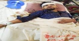 বেগমগঞ্জের সৈকত ট্রেন দূর্ঘটনায় গুরুতর আহত