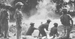 চৌদ্দগ্রাম ঘাঁটিতে মুক্তিযোদ্ধাদের আক্রমণে ২০০ পাক সেনা আহত