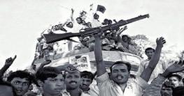 ৮ ডিসেম্বর ১৯৭১: স্বাধীন বাংলাদেশের পতাকা উত্তোলন হয়