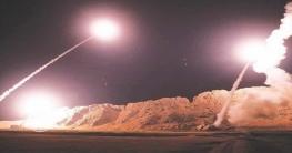 ইরাকে মার্কিন বিমানঘাঁটিতে ইরানের ক্ষেপণাস্ত্র হামলা