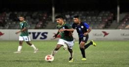 উয়েফা অনূর্ধ্ব-১৬ ফুটবলে জয়ে শুরু বাংলাদেশের