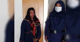 সোনাইমুড়ীতে ইয়াবাসহ ধরা খেলেন নারী মাদক ব্যবসায়ী