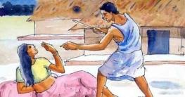 যৌতুকের নেশায় পাগল স্বামী স্ত্রীকেও ছাড়লো না