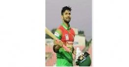 টি-২০ তে জাতীয় ক্রিকেট দলে সুযোগ পেলেন চাঁদপুরের শামিম
