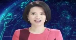 চীনে খবর পড়লো বিশ্বের প্রথম নারী রোবট