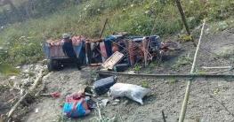 নোয়াখালীতে সড়ক দুর্ঘটনায় অন্তঃসত্ত্বা নারীসহ ২ জন নিহত