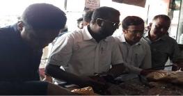 নোয়াখালীতে রমজান মাস উপলক্ষে বাজার মনিটরিং