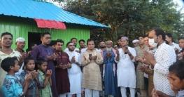 সোনাগাজী জেলে পাড়ায়  মনোরম মসজিদ