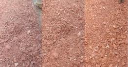 ভবাণীগঞ্জ-চৌরাস্তা সড়কে মেরামত কাজে অনিয়ম