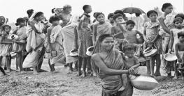 ১০ সেপ্টেম্বর ১৯৭১: পূর্ববঙ্গের ৮০ লাখ মানুষ ভারতে আশ্রয় নিয়েছে