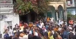 কুমিল্লায় মন্দিরে কুরআন শরীফ! ষড়যন্ত্র নাকি অনিচ্ছাকৃত?
